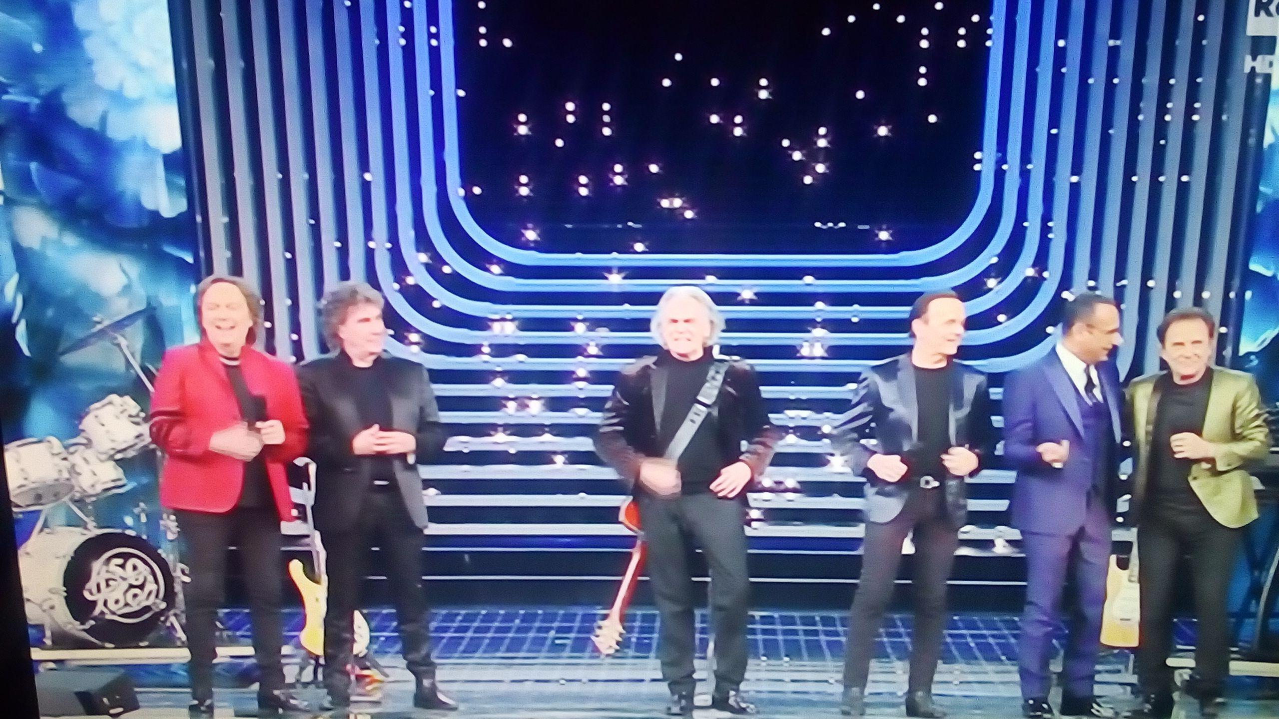 I Pooh a Sanremo 2016: la reunion con Riccardo Fogli e i più grandi successi della band