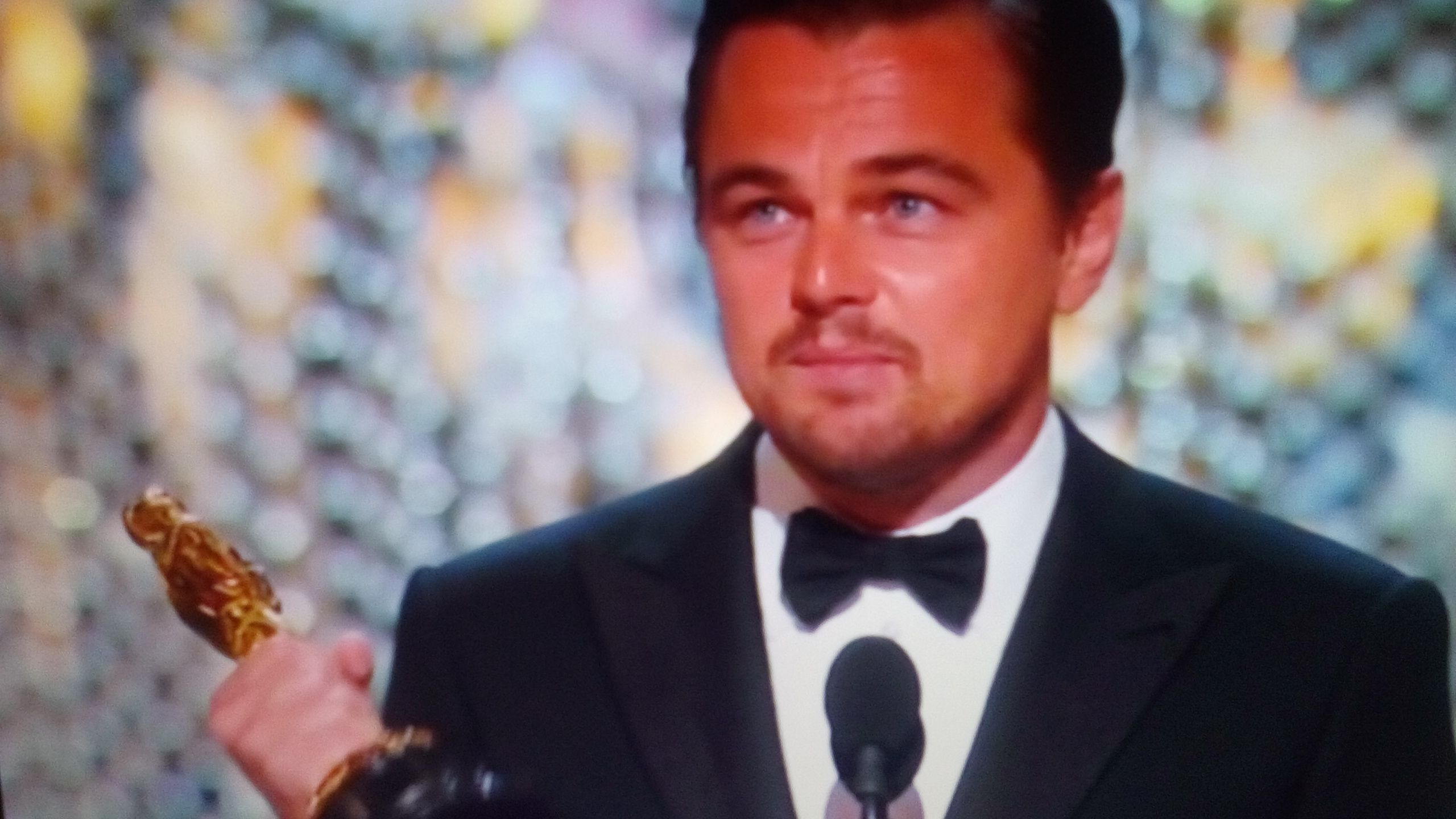 Leonardo DiCaprio vince l'Oscar come Miglior attore protagonista in The Revenant: la sofferenza paga
