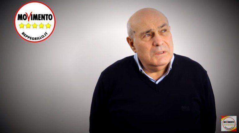 Antonio Caracciolo grillino negazionista