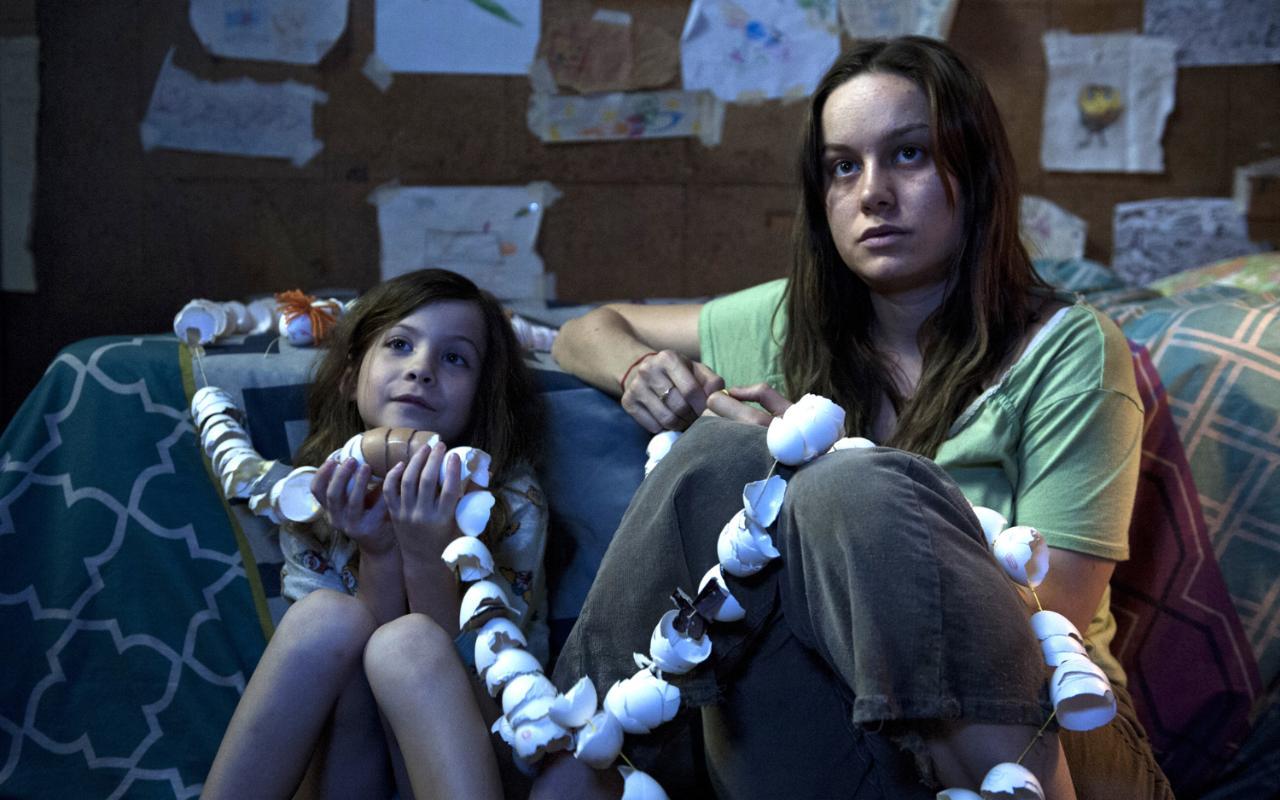 Room: trama e cast del toccante film con l'attrice premio Oscar Brie Larson