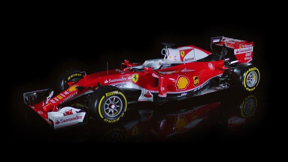 Nuova Ferrari F1 2016: presentata la Ferrari ST16-H