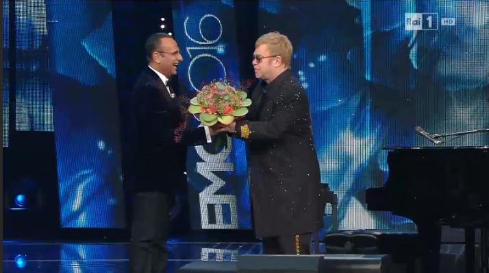 Festival 2016, Elton John