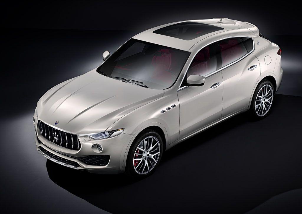 Maserati Levante: il primo Suv del Tridente