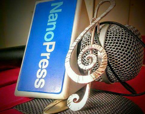 NanoPress a Sanremo