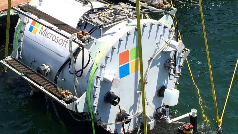 Microsoft decide di sperimentare dei Data Center subacquei