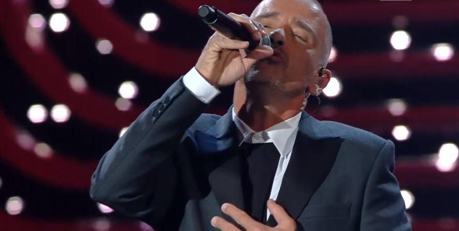 Eros Ramazzotti a Sanremo 2016: 'Tutte le famiglie sono fondamentali'