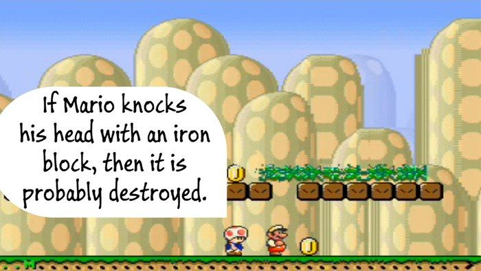 Super Mario AI