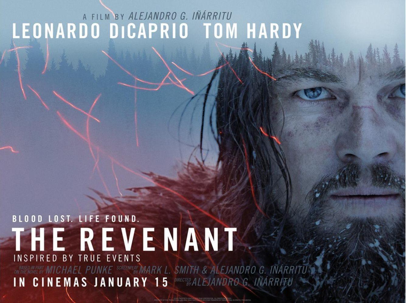 The Revenant: trama e cast del film con Leonardo DiCaprio