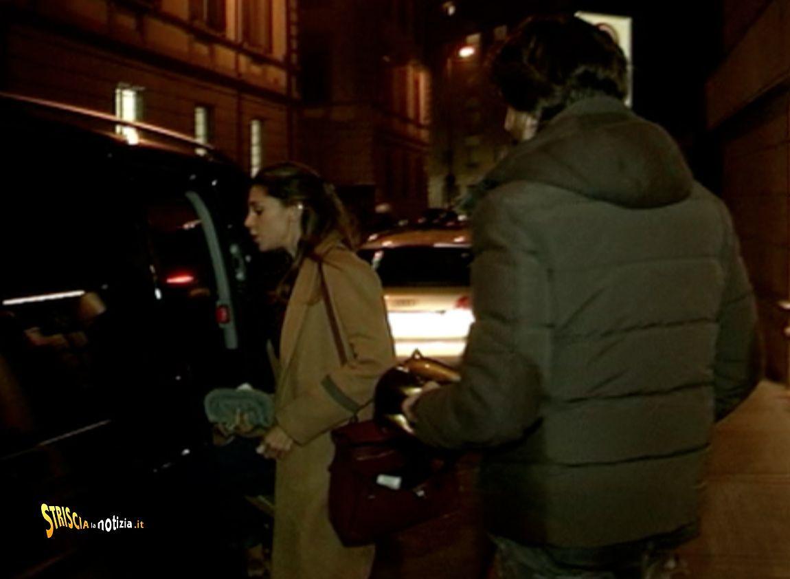 Belen Rodriguez Striscia la Notizia Tapiro d'oro