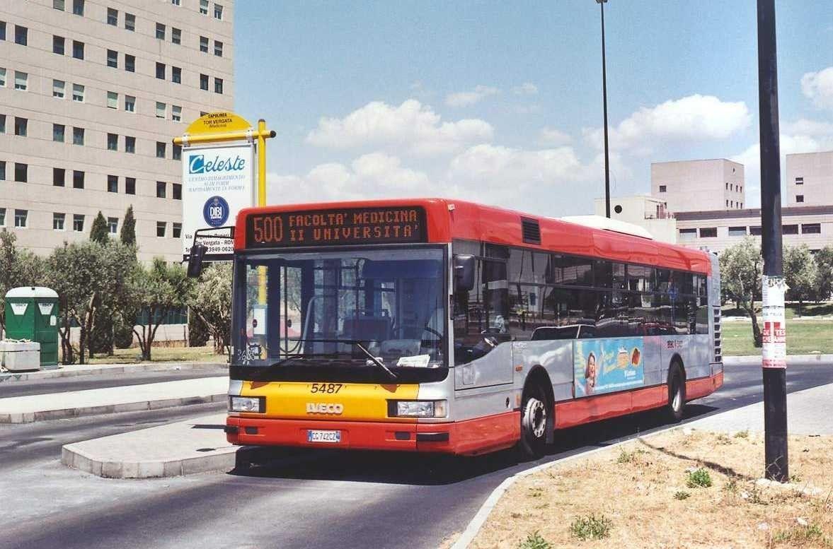 Bus a Roma