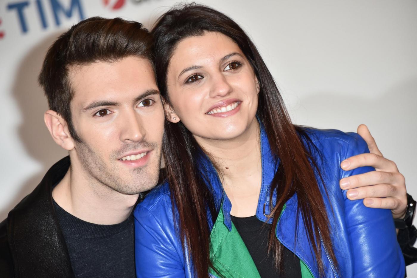 Deborah Iurato a Sanremo 2016 con Giovanni Caccamo: 'Sono qui grazie a Maria De Filippi'
