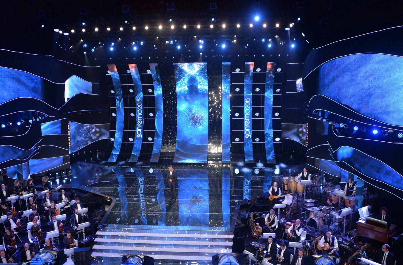 Tutti i conduttori di Sanremo: vota il tuo preferito!