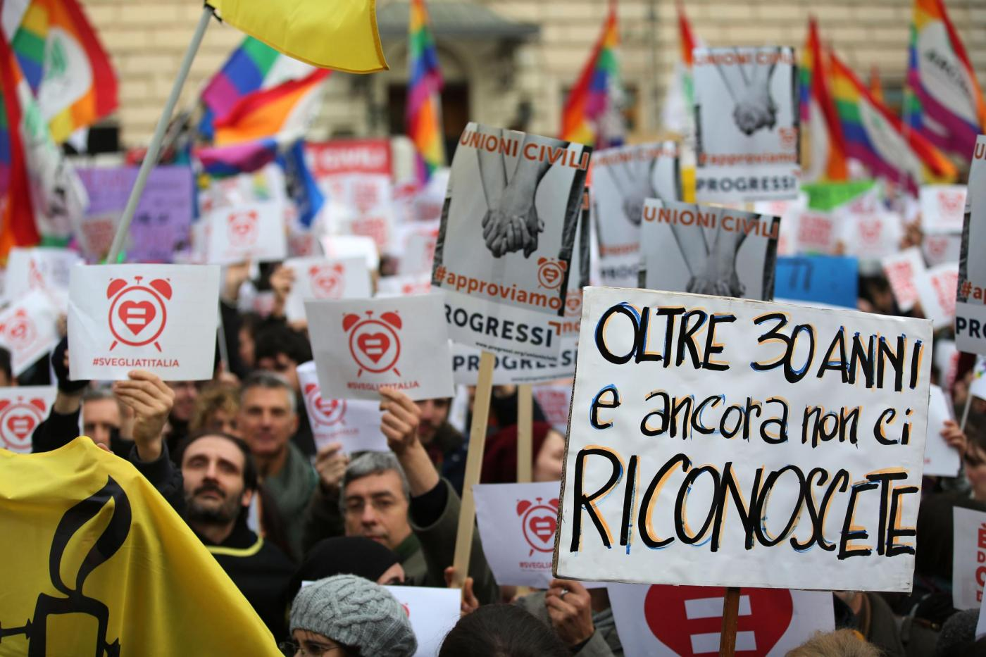 Unioni civili gay in Italia: quante sono e quante hanno già figli?
