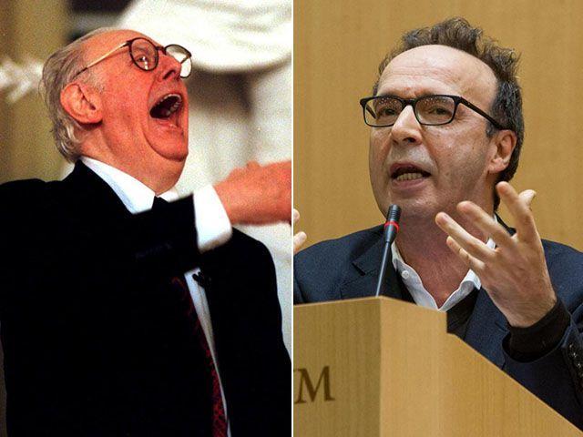 Dario Fo contro Roberto Benigni: 'Ha tradito se stesso'