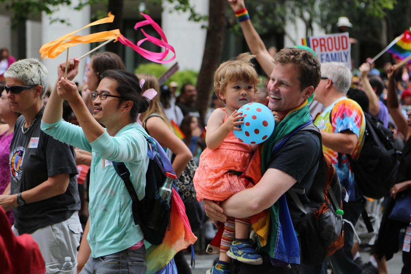 Gay pride, le foto nel mondo