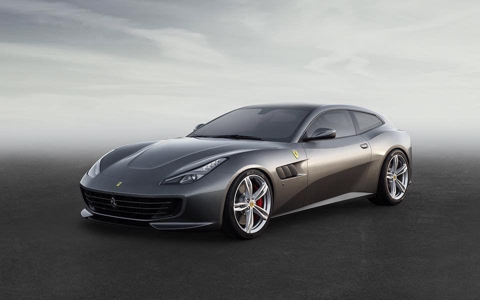 Nuova Ferrari GTC4Lusso: al salone di Ginevra 2016 l'erede della FF
