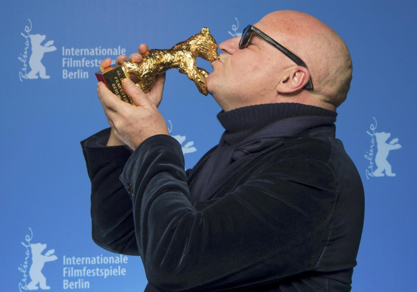 Festival di Berlino 2016 Orso d'oro Fuocoammare
