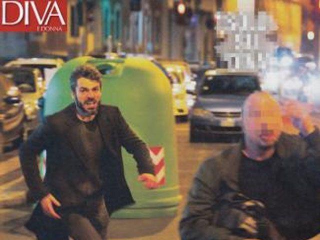 Luca Argentero: lite in strada con un paparazzo, scatta la denuncia