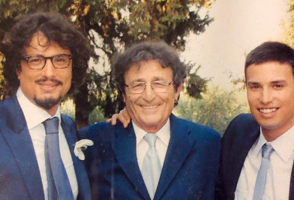 Morto Luigi Borghese, padre dello chef Alessandro Borghese ed ex marito di Barbara Bouchet