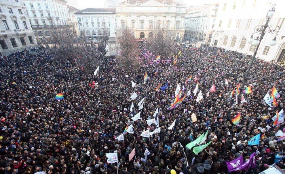 Non solo unioni civili gay: altre ragioni per cui si dovrebbe scendere in piazza