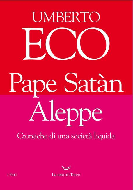 Umberto Eco, libro postumo