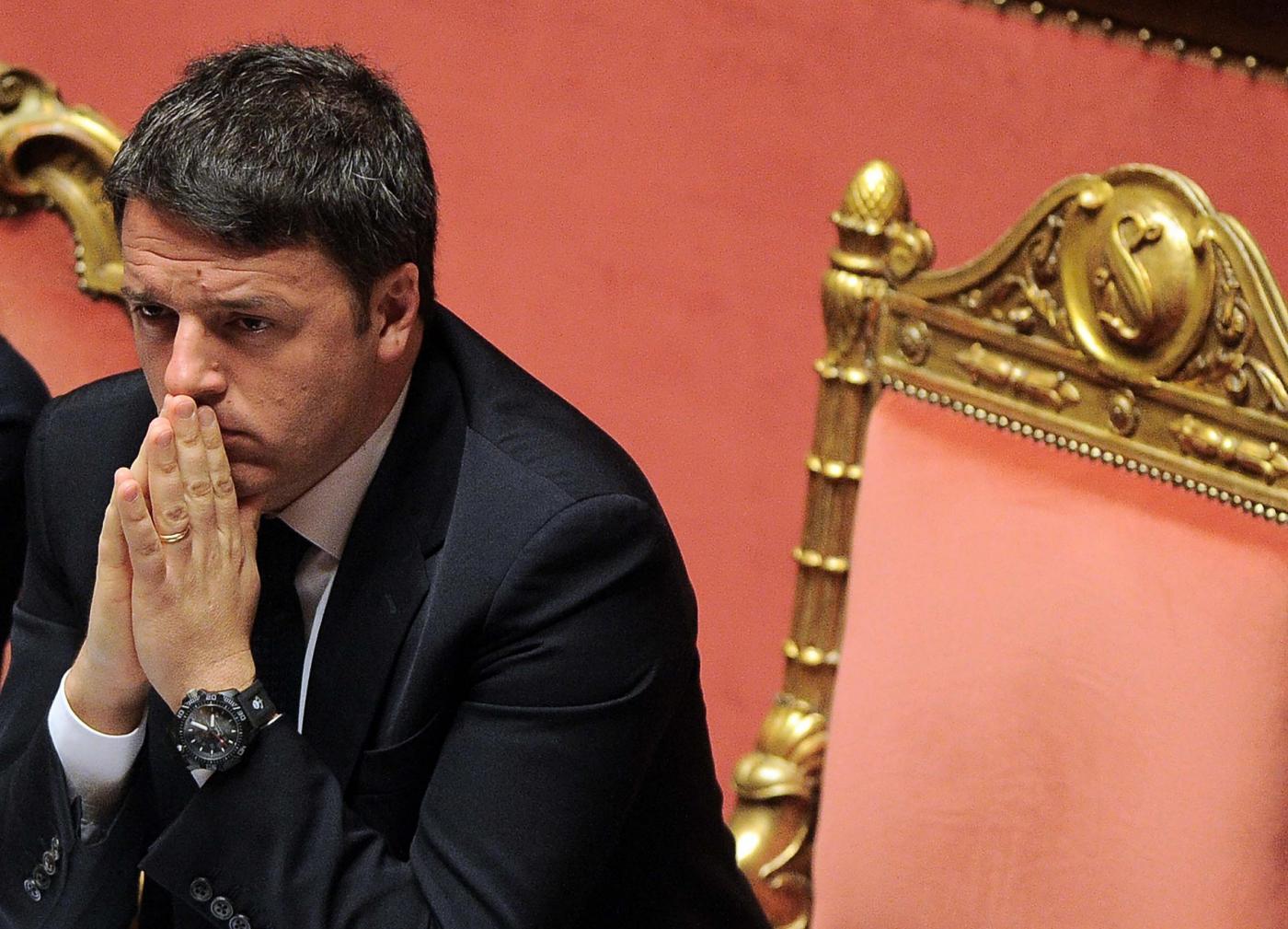 Governo Renzi, le cause che potrebbero far cadere l'esecutivo del Rottamatore