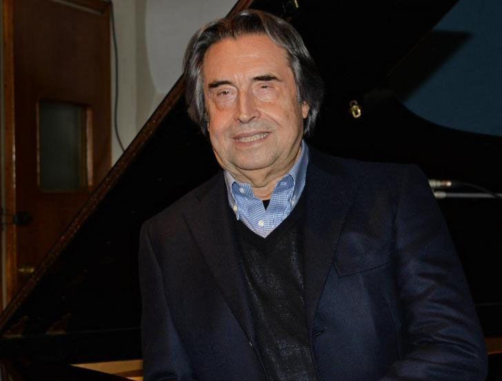 Riccardo Muti operato per una frattura allanca dopo una caduta in casa