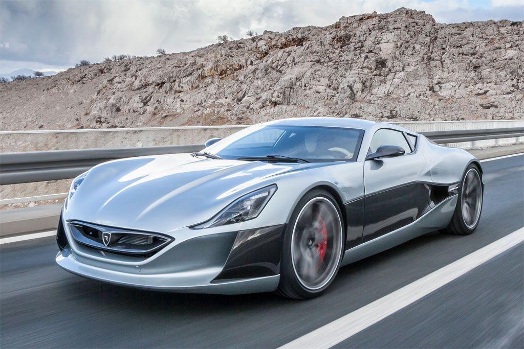 Supercar elettrica: Rimac Concept One, laFerrari è meno potente
