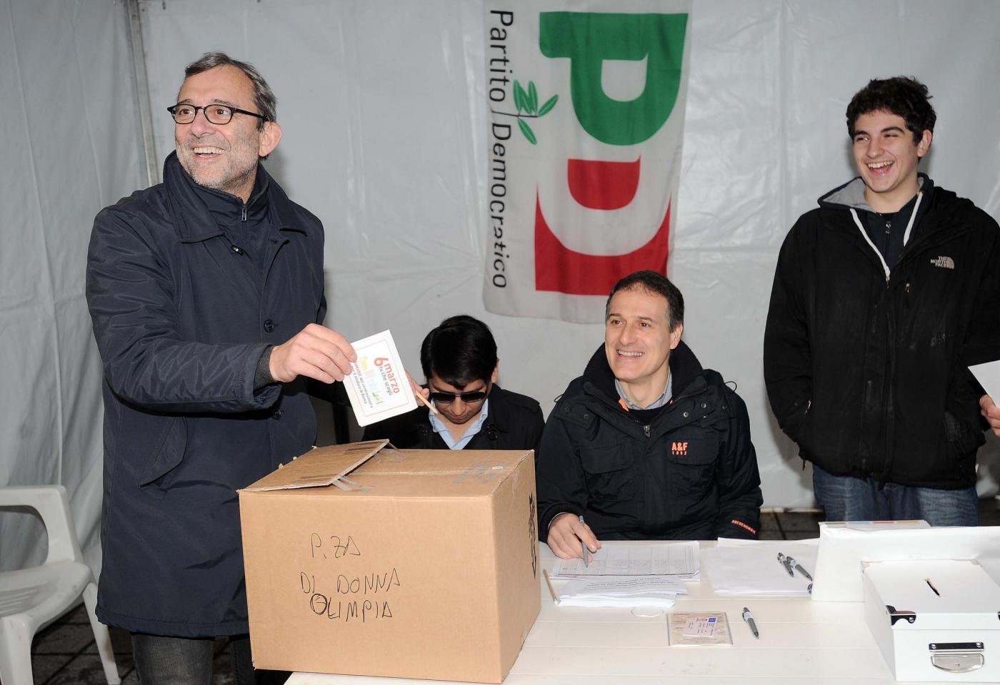 Primarie del centrosinistra per l'elezione del sindaco di Roma