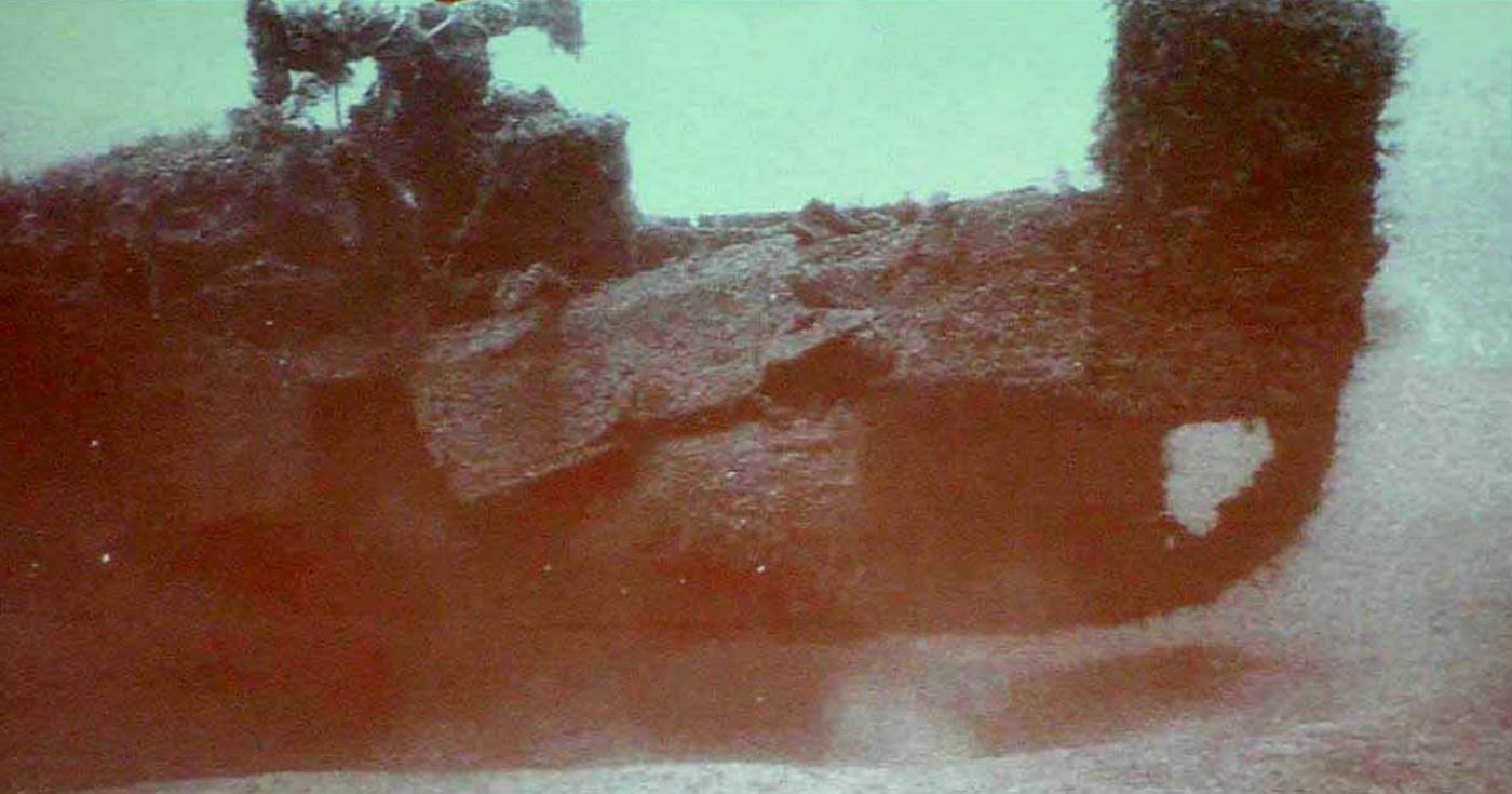 Sottomarino nazista affondato dagli escrementi: l'incredibile storia dell'U-1206