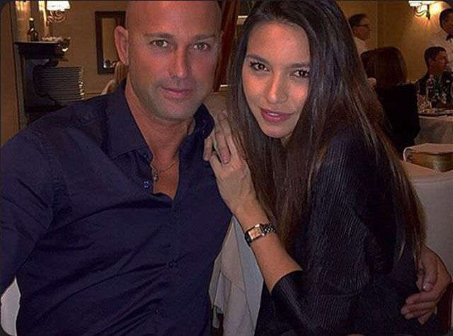 Stefano Bettarini è fidanzato con la modella Alessandra D'Agruma?