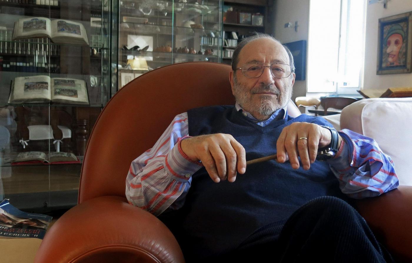 Humbert Coe, il personaggio di Dylan Dog ispirato a Umberto Eco