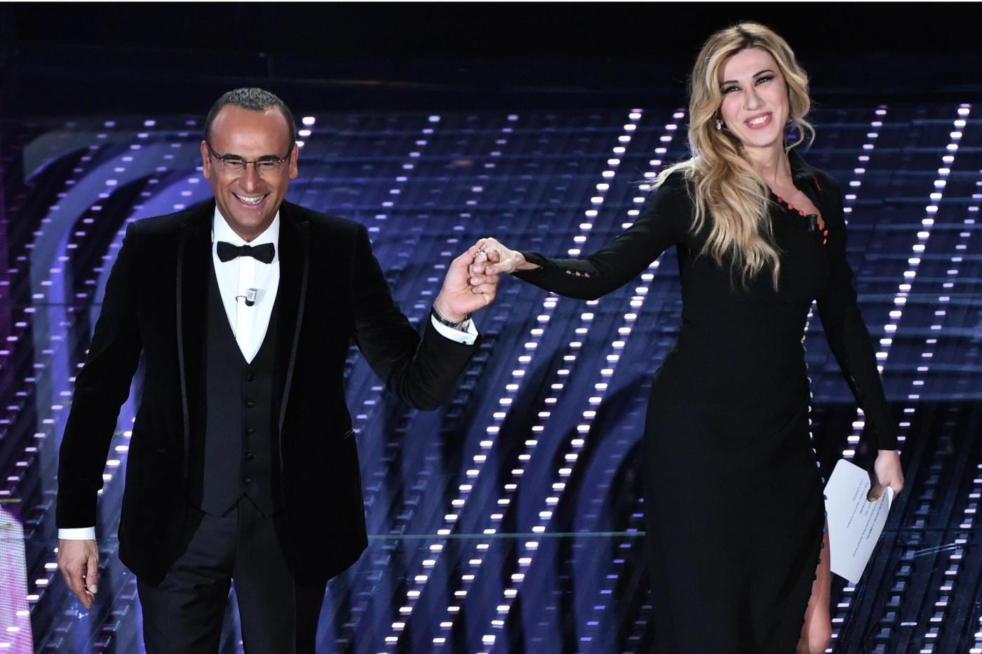 Virginia Raffaele è 'se stessa' per la serata finale di Sanremo 2016