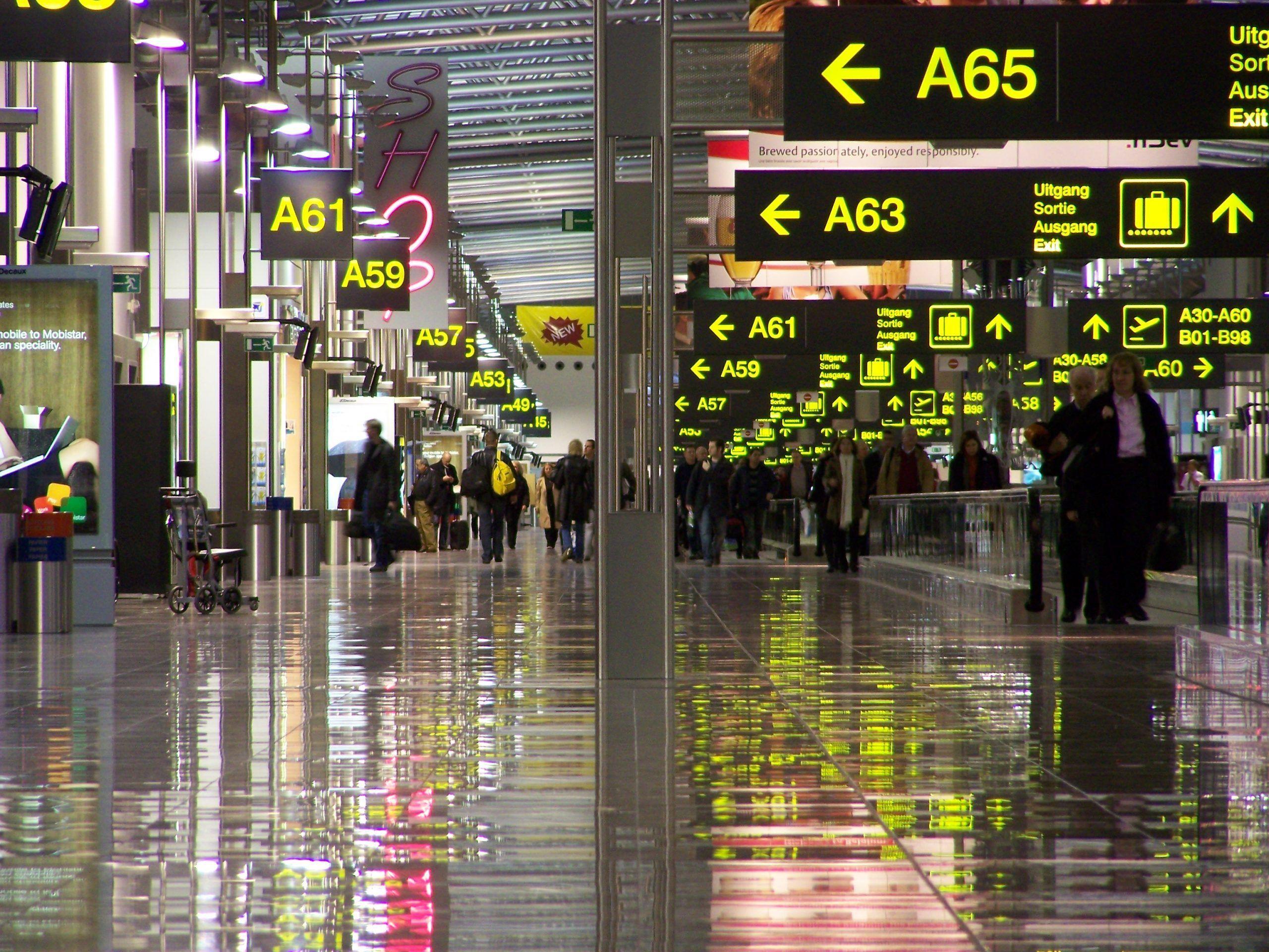 Aeroporto internazionale Bruxelles