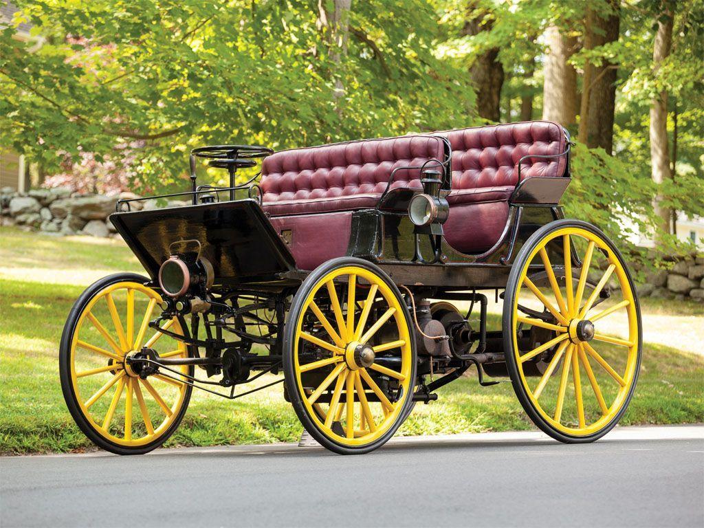 Auto ibride: all'asta la più antica di tutte