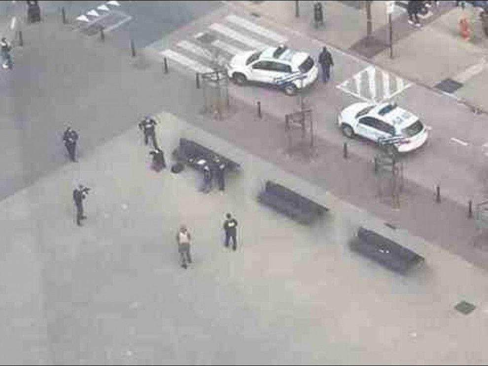 Arresti in Belgio