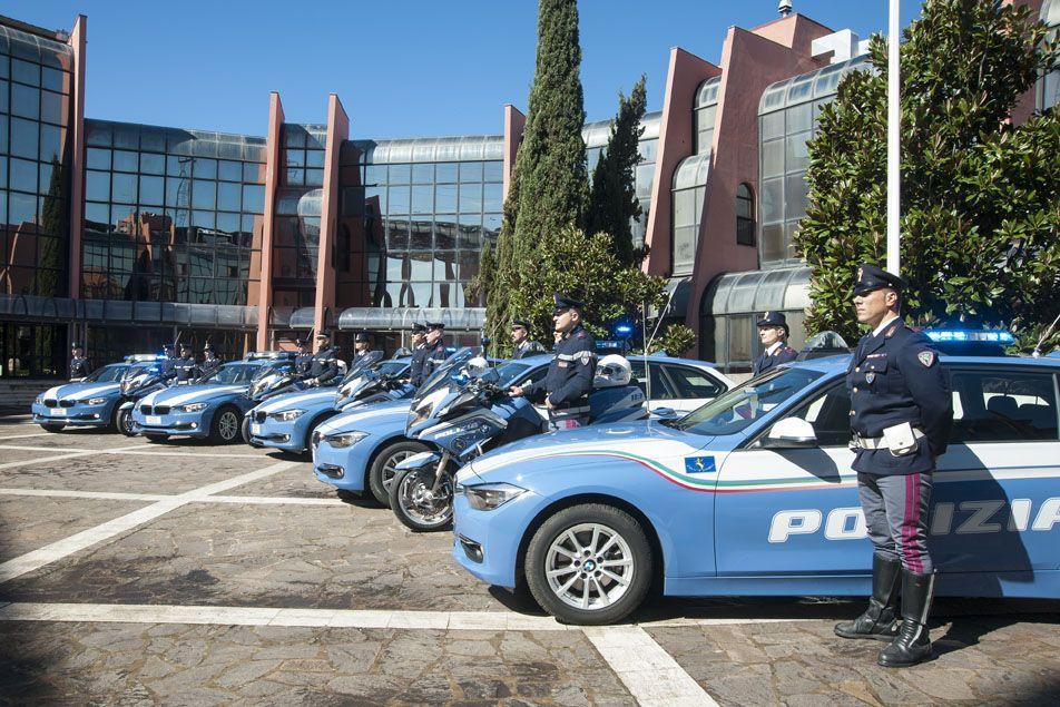 BMW Polizia 4