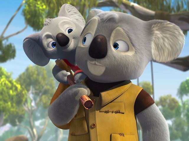 Billy il koala