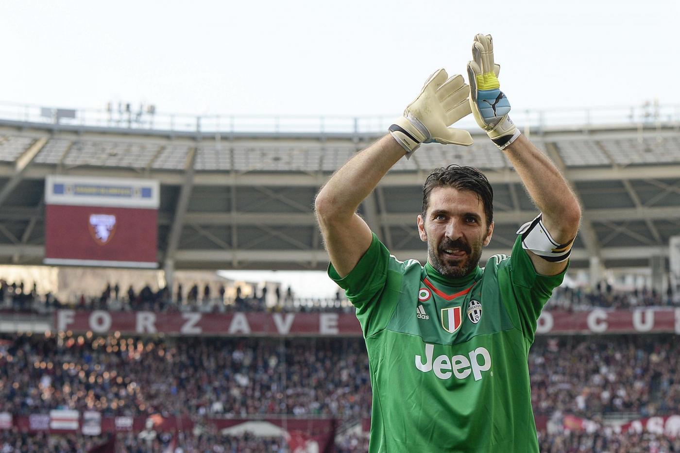 Record Buffon: il portiere della Juve entra nella storia