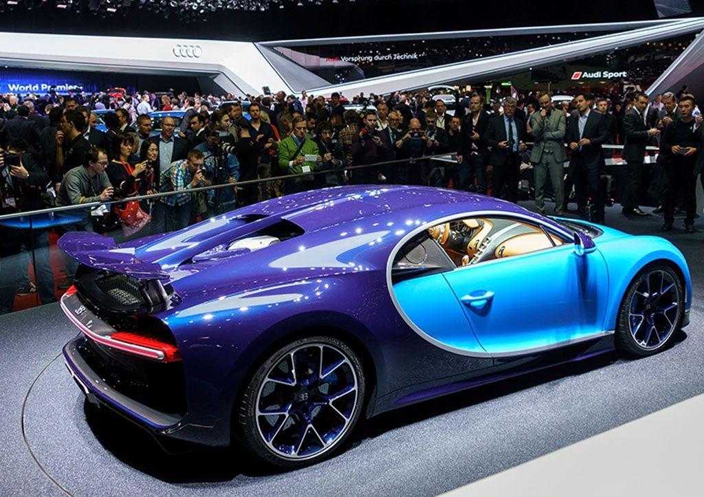 Salone di Ginevra 2016 supercar: l'elogio della follia