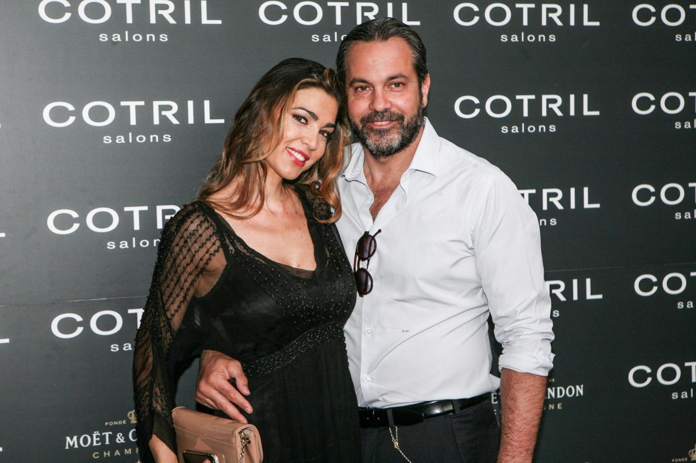 Inaugurazione salone di bellezza Cotril a Milano