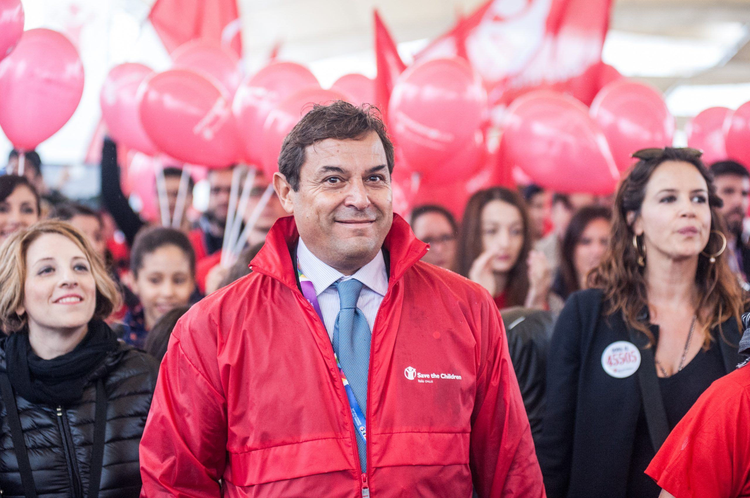 Save the Children day a Expo Milano 2015