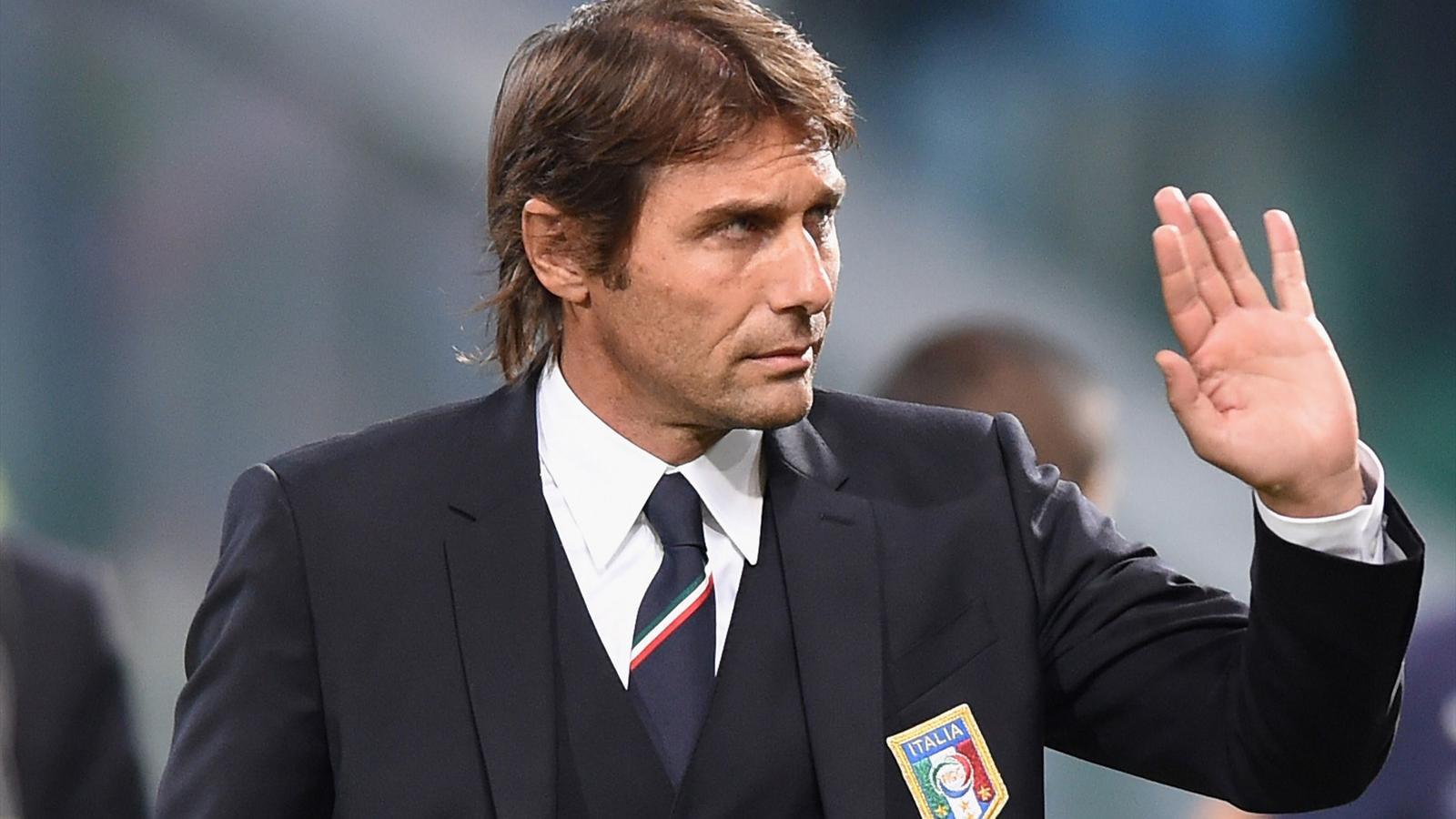 Antonio Conte lascia la Nazionale