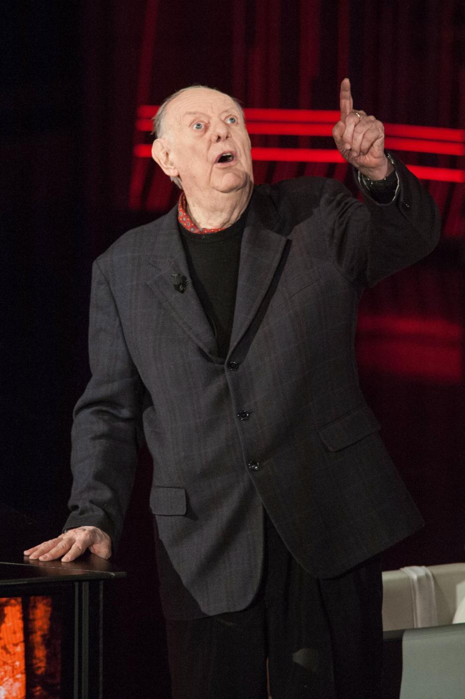 Dario Fo, Premio Nobel per la Letteratura