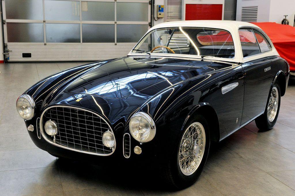 Ferrari classiche: un capolavoro bruciato è tornato come nuovo