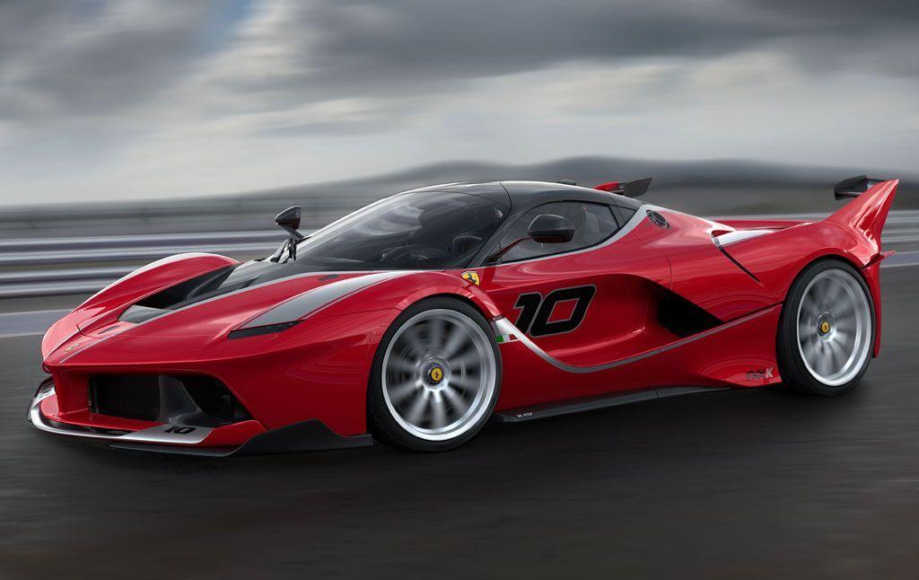 Ferrari FXX K: librida estrema di Maranello ancora premiata per il design