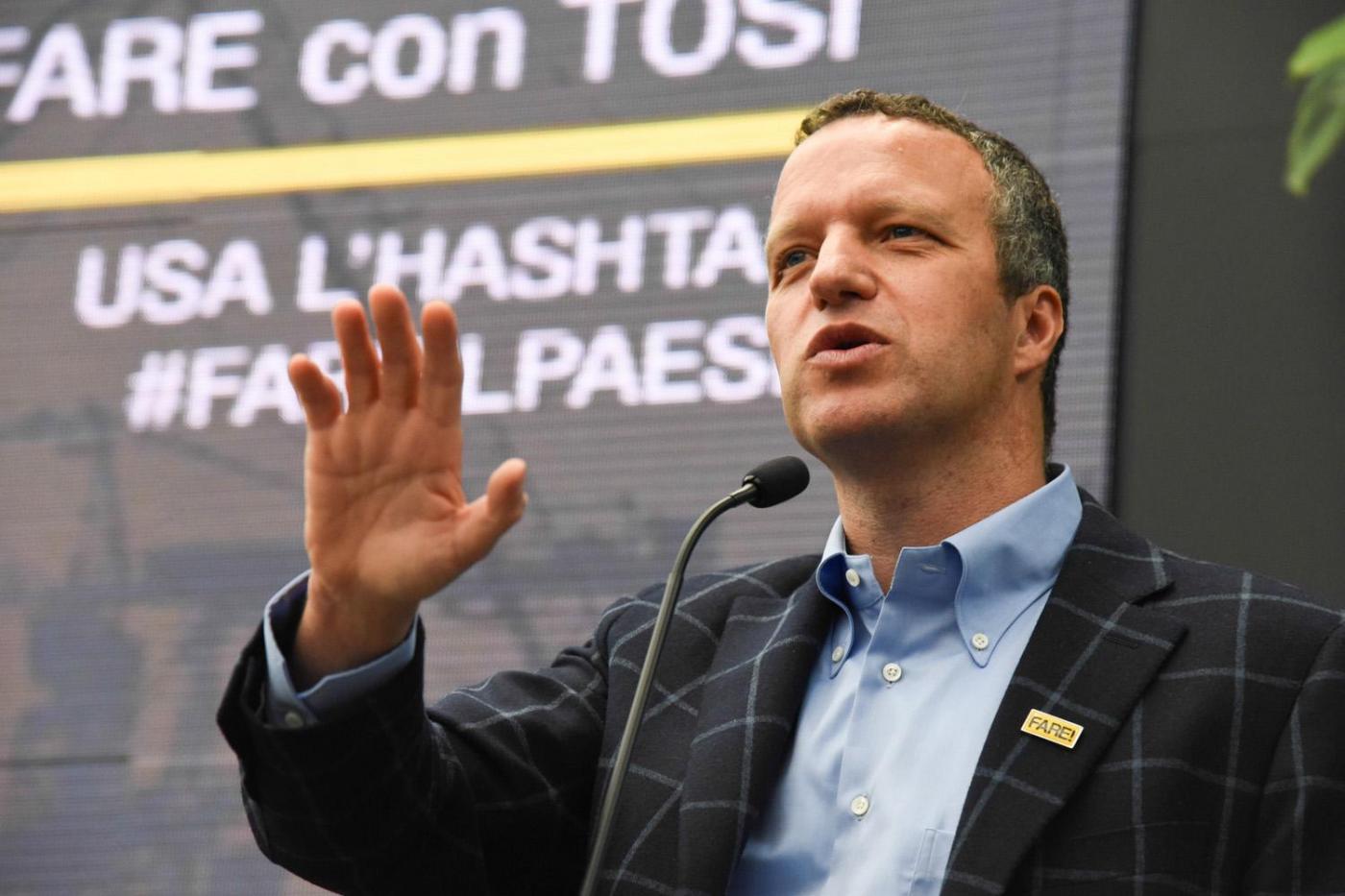 Verona, Assemblea Nazionale Fare! con Flavio Tosi