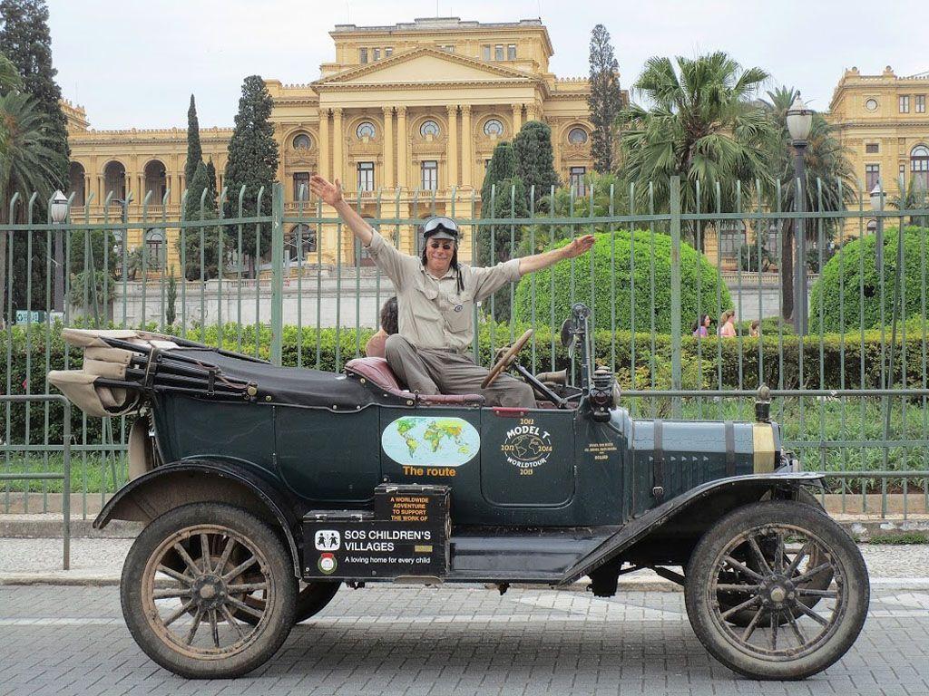 Ford Modello T giro del mondo: l'impresa di due olandesi