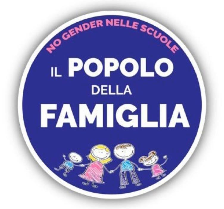Adinolfi fonda il Popolo della Famiglia 'per salvare l'Italia dal baratro'