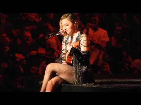 Madonna dedica La Vie en Rose al figlio Rocco: Mi manchi